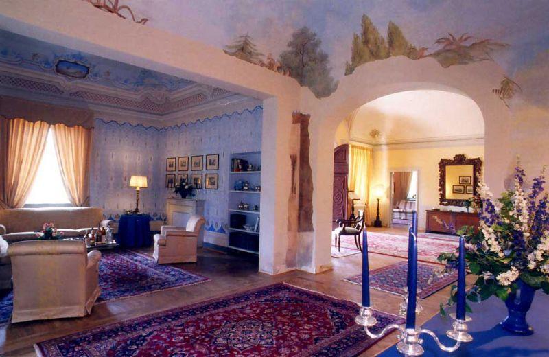 interni villa alta